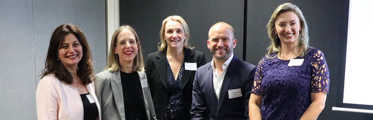 Xplore for Success The Power of Self-Belief & Self-Care Sydney June 2019 panel close up