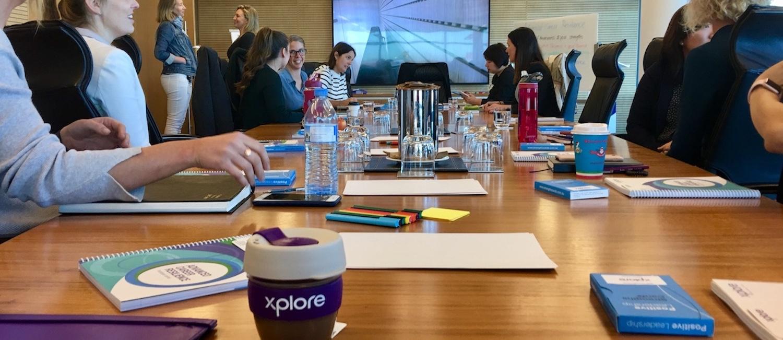 Xplore Program classroom image